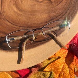 Oscar De La Renta Reading Glasses Frames